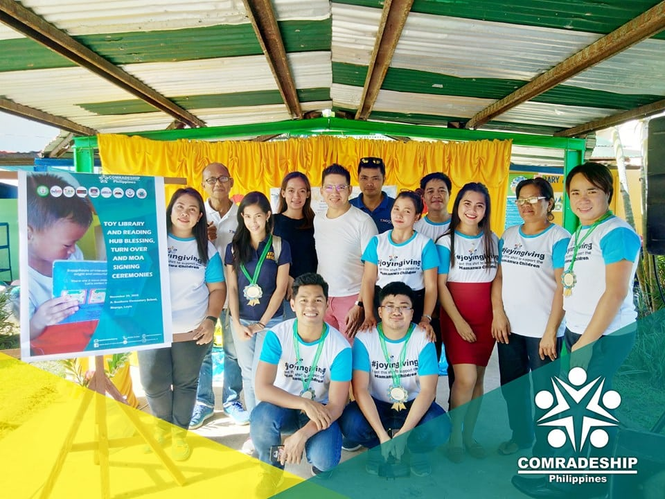 Comradeship ph volunteer picture1