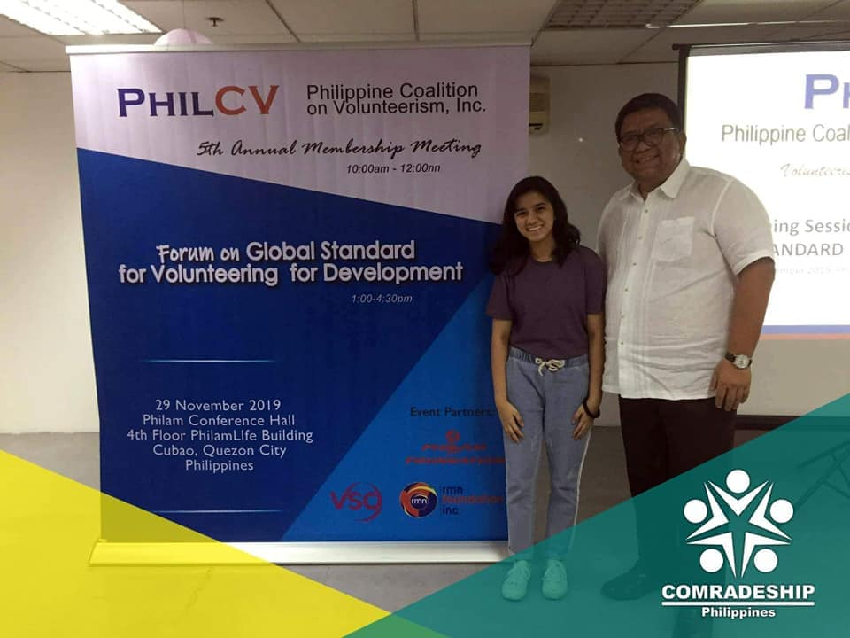 comradeship ph phil1