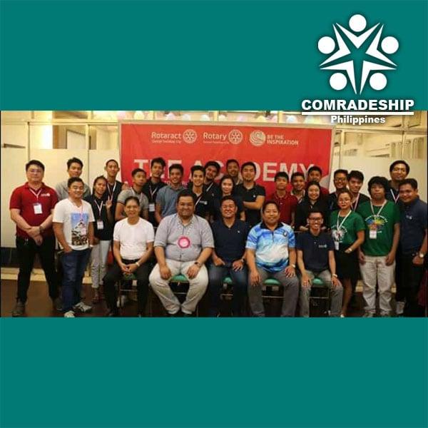 comradeship ph rotaract tacloban chapter picture2